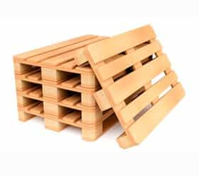container pallet de madeira empilhável e desmontável