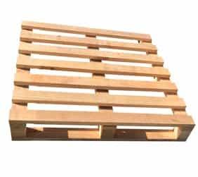 móveis de paletes de madeira
