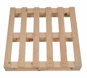 distribuidor de pallet de madeira