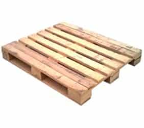 pallet de madeira para exportação