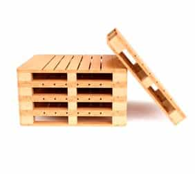 pallet de madeira sob medida