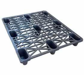 pallet plástico para piso